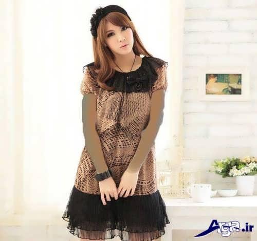 مدل لباس کره ای شیک و مدرن