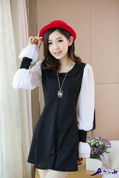 مدل لباس کره ای دخترانه