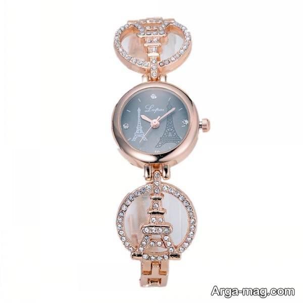 ساعت دخترانه زیبا