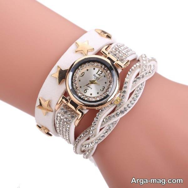 ساعت شیک دخترانه