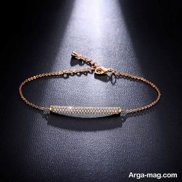 جدیدترین مدل دستبند طلا