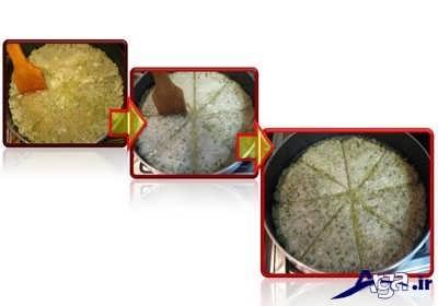 روش تهیه کوکوی لوبیا سبز
