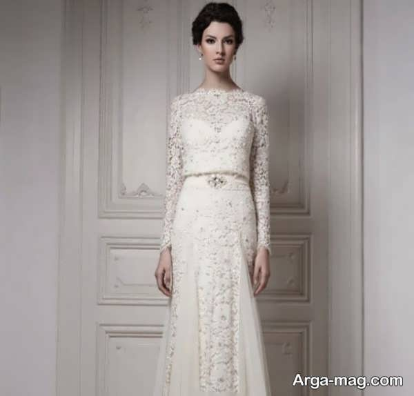 مدل لباس عروس گیپوری
