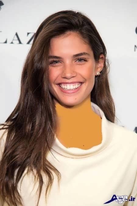 رنگ موی قهوه ای زیتونی