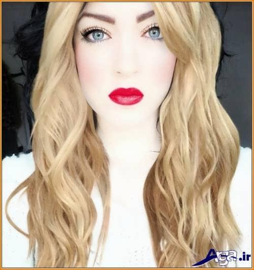 رنگ مو مخصوص افراد با پوست سفید