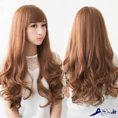 رنگ مو برای پوست سفید و روشن