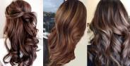 مدل مش مو برای انواع رنگ مو ها