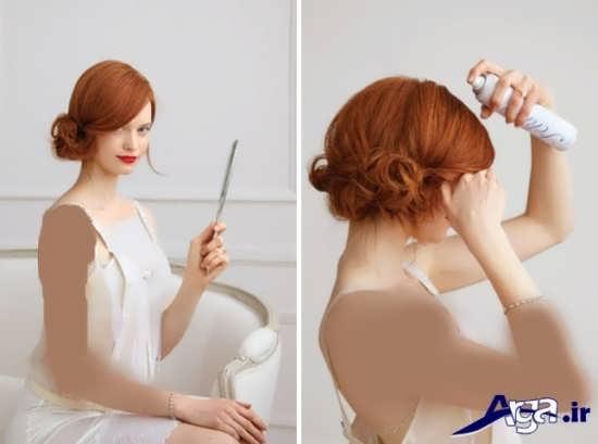 انواع مدل مو ساده 2016