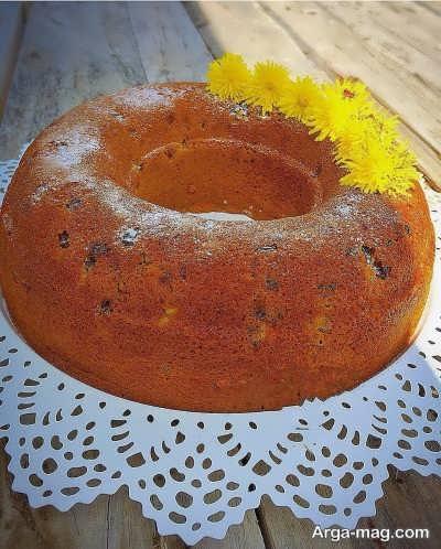 روش تهیه کیک کشمشی