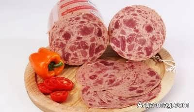 نحوه تهیه کالباس گوشت