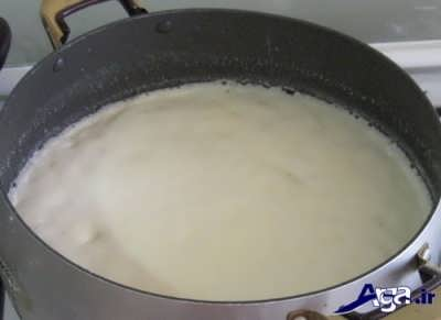 How to prepare curd (4)