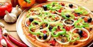 طرز تهیه پیتزا خانگی