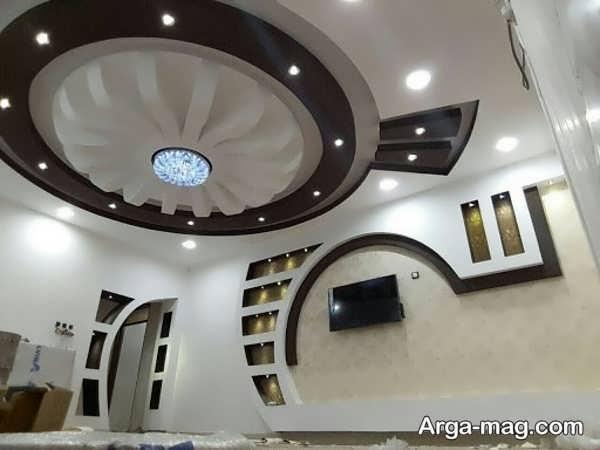 کنافهای جدید برای سقف پذیرایی