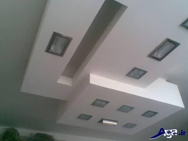 مدل کناف ساده سقف