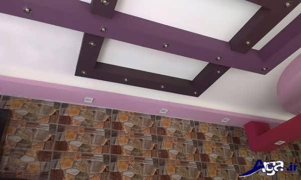 مدل جدید سقف کاذب