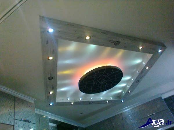 طرح کناف برای سقف