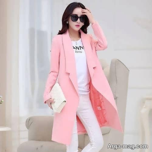 جدیدترین مدل مانتو کره ای