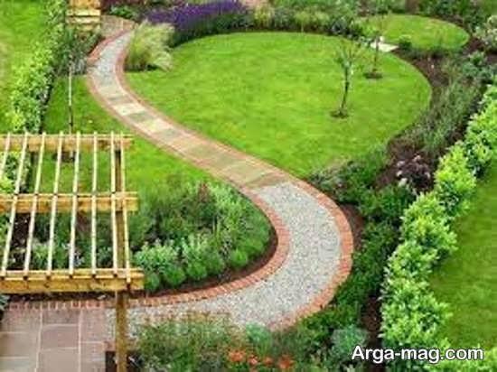 چند ایده طراحی فضای سبز