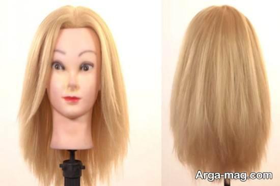 مدل مو لیر بلند