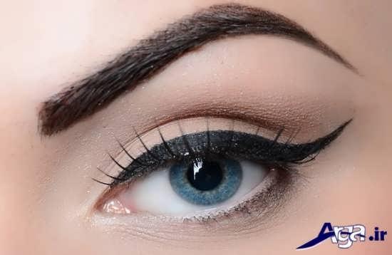 مدل های میکاپ چشم به همراه جدیدترین متد های آرایشی روز