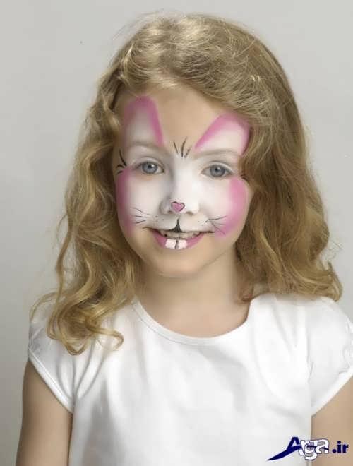 انواع مدل گریم ایده آل کودک