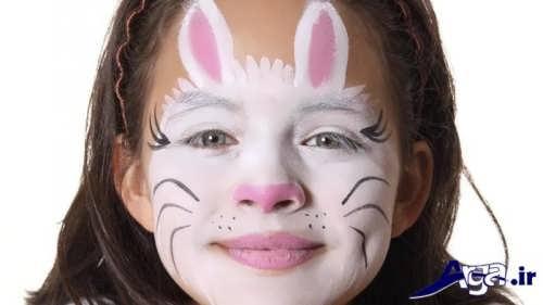 مدل گریم زیبا کودک