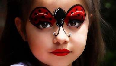 مدل های گریم کودک با طرح های زیبا و جالب