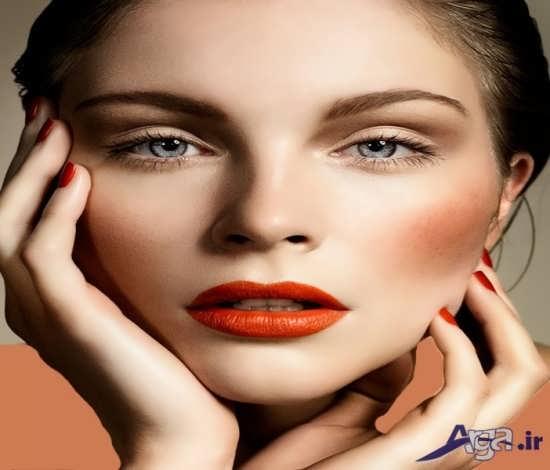 مدل آرایش لایت دخترانه
