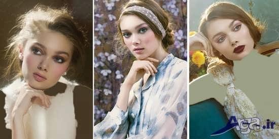 مدل های زیبا و شیک میکاپ