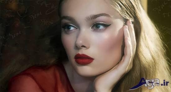 بهترین مدل آرایش صورت دخترانه برای انواع صورت های مختلف