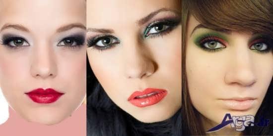 مدل های متنوع آرایش دخترانه