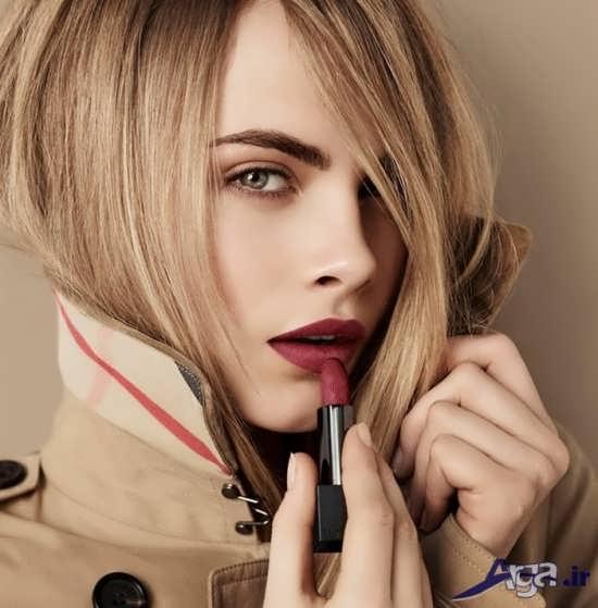 مدل مو و آرایش دخترانه