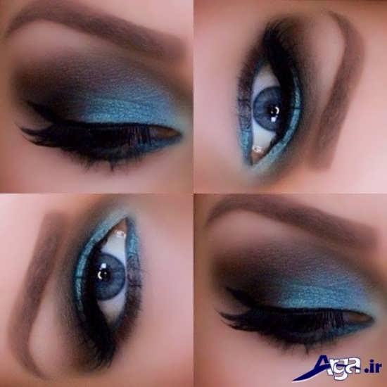 مدل سایه چشم و میکاپ چشم