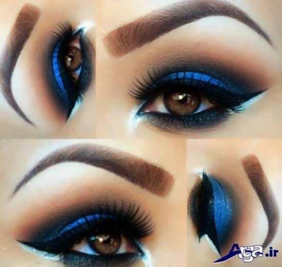 مدل های شیک و زیبا آرایش چشم