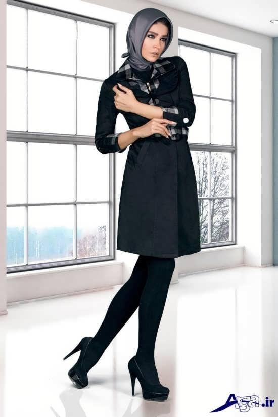 مدل مانتو شیک و جذاب زنانه