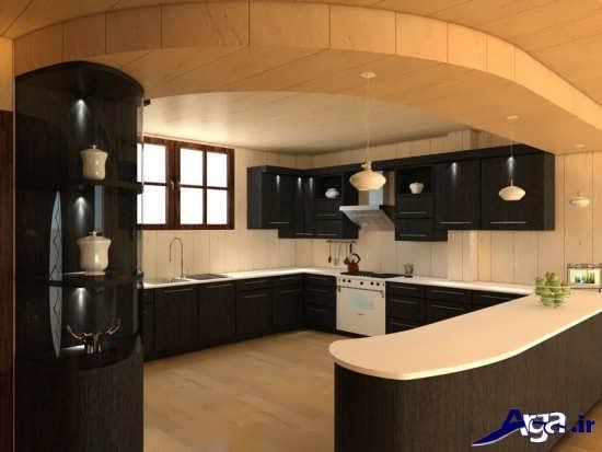 مدل اپن برای آشپزخانه های مدرن