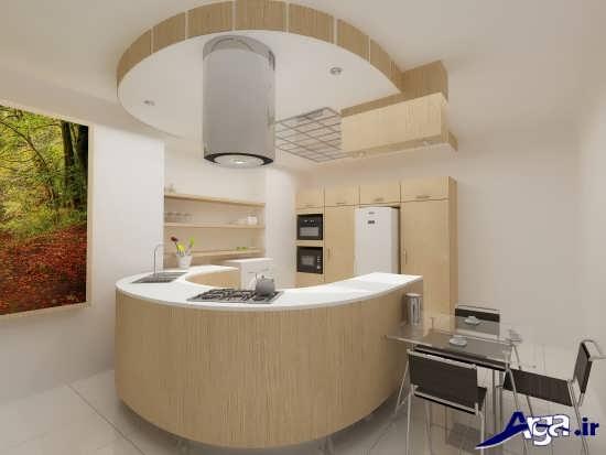 مدل های اپن آشپزخانه جدید