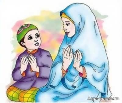 شعرهای جالب در مورد نماز