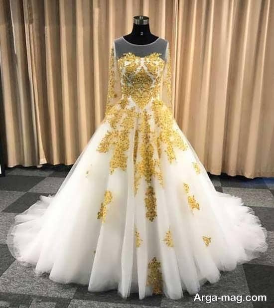 مدل لباس پرنسسی جذاب
