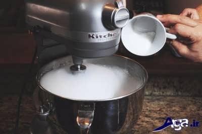شیرینی پفکی با طرز تهیه ای آسان