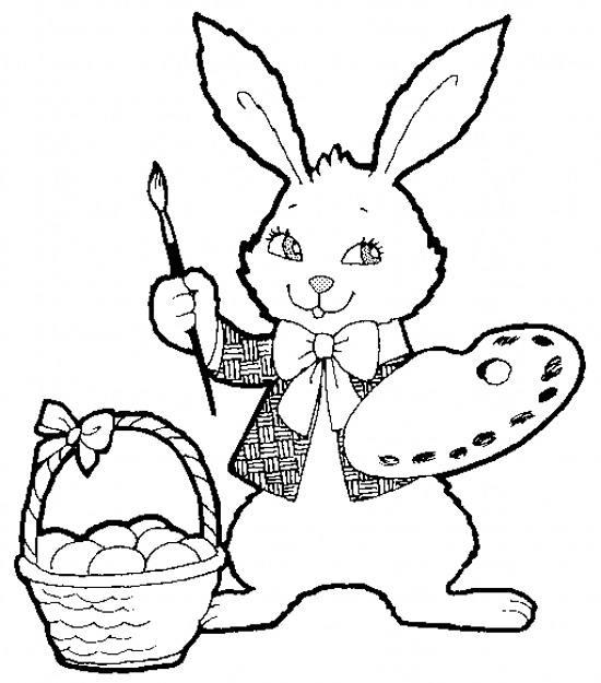 نمونه خرگوش های کارتونی برای کودکان