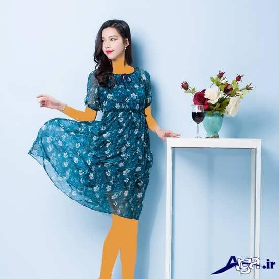 Silk Cocktail dress (4)