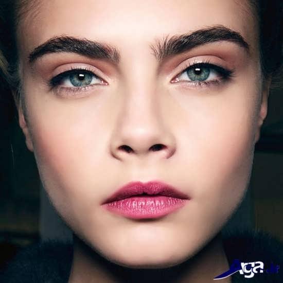 مدل ابرو دخترانه جدید