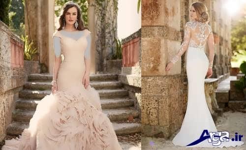 جدیدترین مدل لباس عروس ایرانی و اروپایی شیک