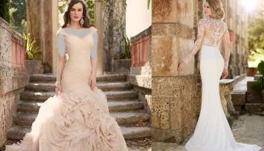 جدیدترین مدل لباس عروس ایرانی و اروپایی