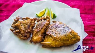 تزیین ماهی تیلاپیا