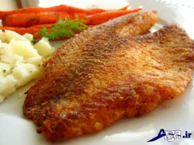 ماهی تیلاپیا با طعمی بی نظیر