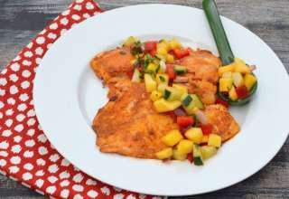 طرز تهیه ماهی تیلاپیا خوشمزه برای مهمانی ها