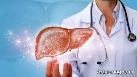 درمان کبد چرب با روش های خانگی