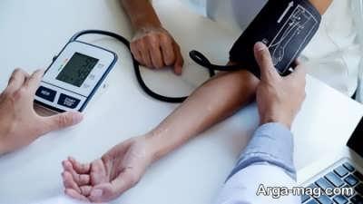 بررسی علل افت فشار خون